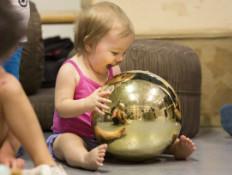 Curiosa_gouden bal