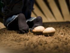 nest voetjes
