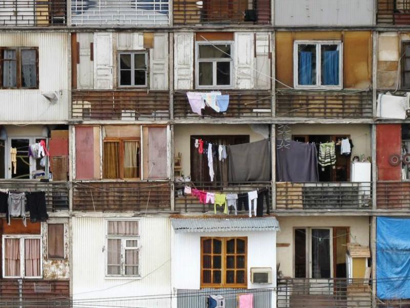 Tbilisi - Hotel Abkhazeti - House of Eutopia