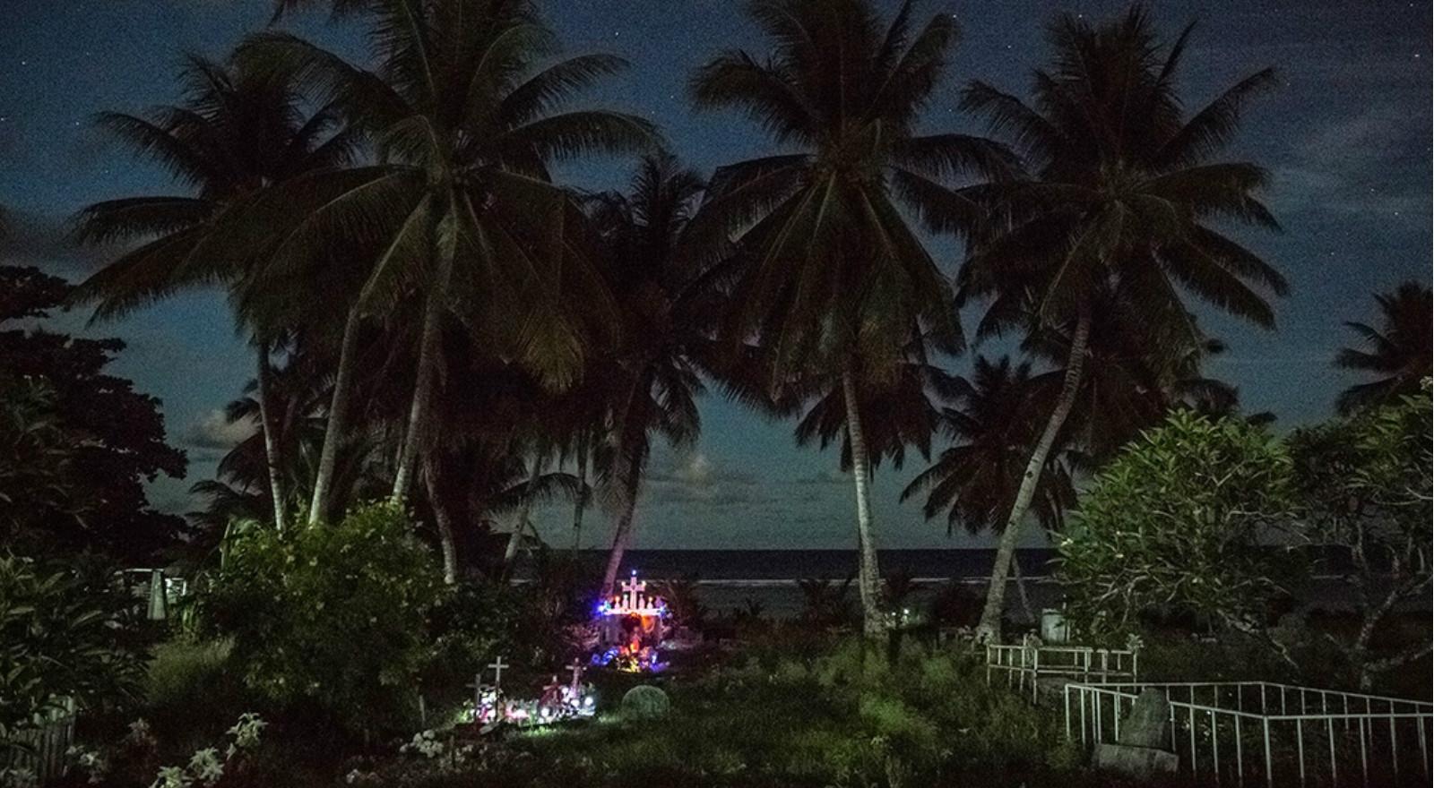 Pleasant Island - Silke Huysmans & Hannes Dereere / CAMPO