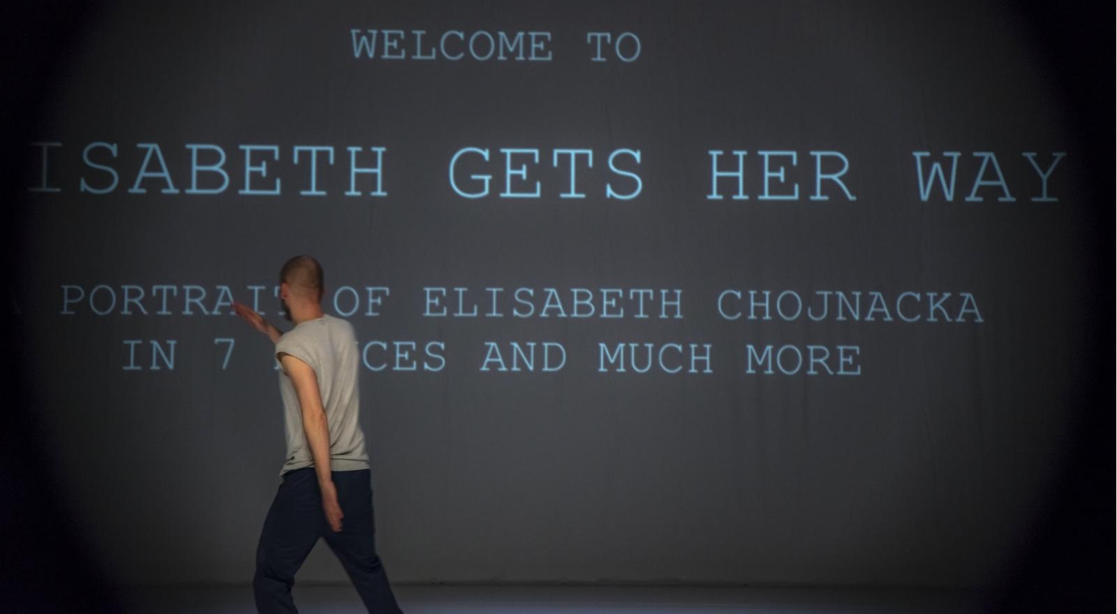 ELISABETH GETS HER WAY - Jan Martens / GRIP