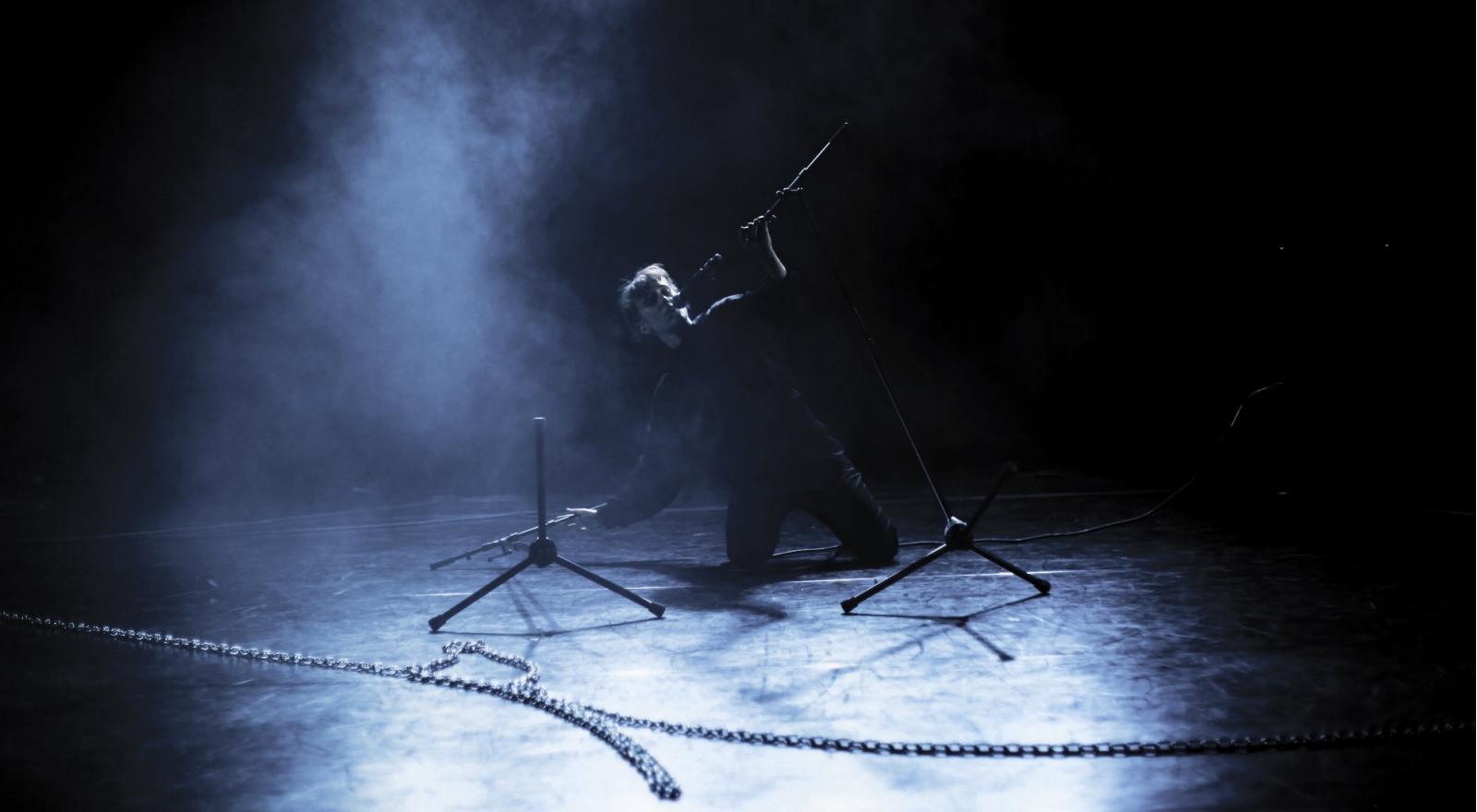 DISQUIET - sensational aesthetics of a technokin / Lisa Vereertbrugghen