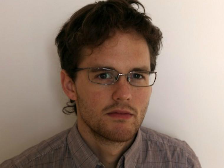 Portret Benjamin Vandewalle