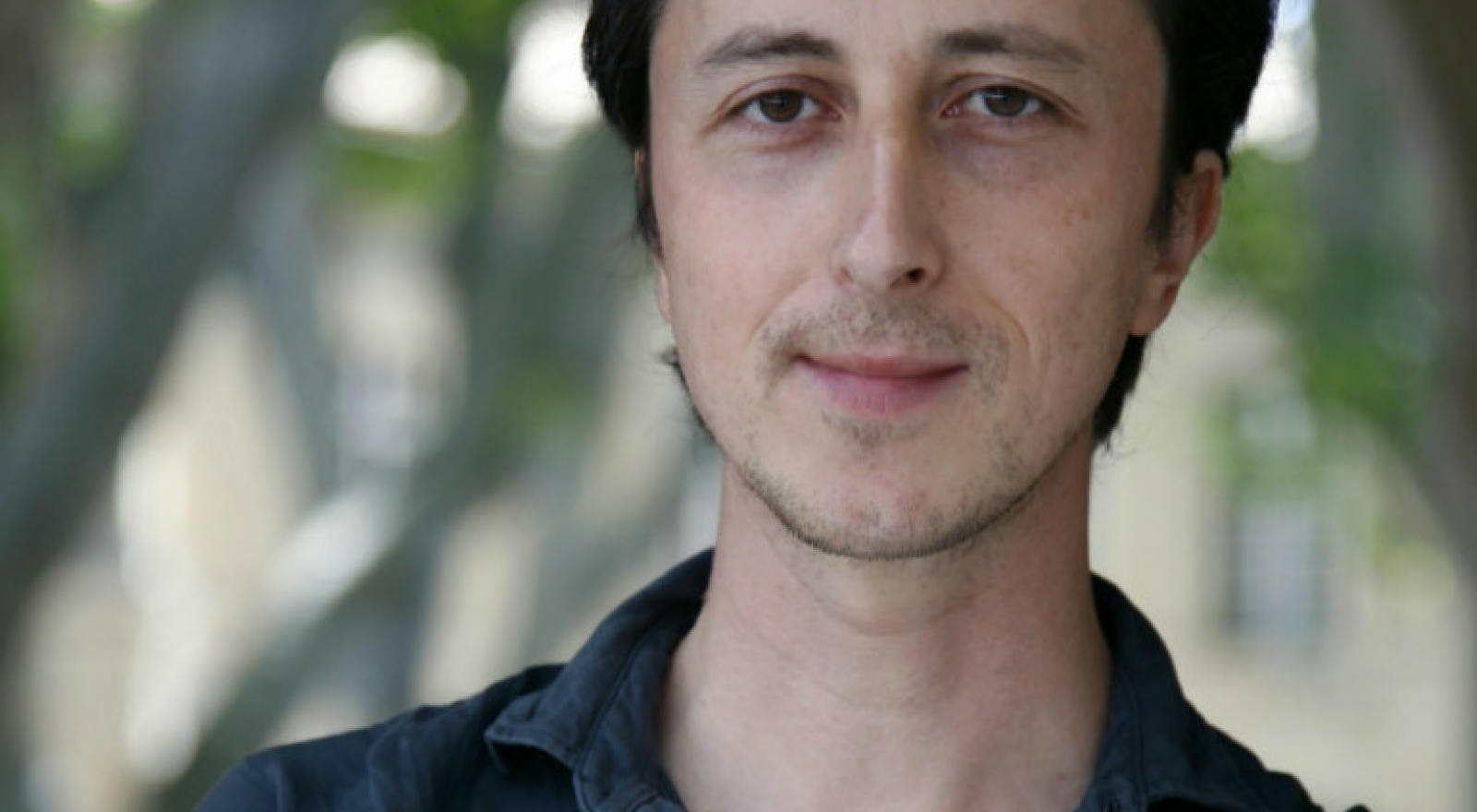 Portret Philippe Quesne